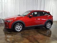 Certified Pre-Owned 2018 Mazda Mazda CX-3 Sport SUV for sale near you in Cuyahoga Falls, OH