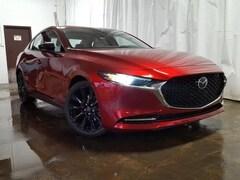 New 2021 Mazda Mazda3 Premium Plus Package Sedan JM1BPBEY7M1321404 for sale in Cuyahoga Falls, OH