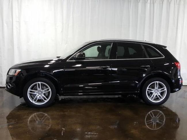 2016 Audi Q5 3.0T Premium Plus SUV for sale in Cuyahoga Falls