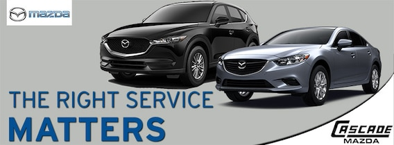 Cascade Auto Repair >> Greater Cuyahoga Falls Mazda Auto Repair Cascade Mazda Service