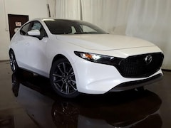 New 2020 Mazda Mazda3 Base Hatchback JM1BPBLM4L1163036 for sale in Cuyahoga Falls, OH