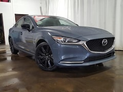 New 2021 Mazda Mazda6 Carbon Edition Sedan JM1GL1WY1M1602091 for sale in Cuyahoga Falls, OH