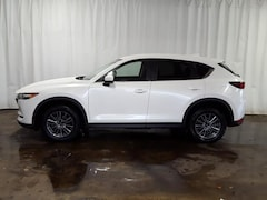 Used 2017 Mazda Mazda CX-5 Touring SUV JM3KFBCLXH0227370 for sale in Cuyahoga Falls