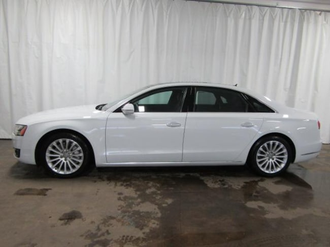 2015 Audi A8 L 3.0T Sedan for sale in Cuyahoga Falls