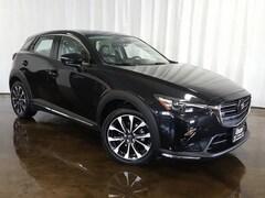 New 2019 Mazda Mazda CX-3 Grand Touring SUV JM1DKFD74K0444037 for sale in Cuyahoga Falls, OH