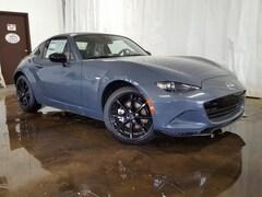 New 2020 Mazda Mazda MX-5 Miata RF Club Convertible JM1NDAL71L0414269 for sale in Cuyahoga Falls, OH