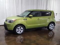 Bargain 2015 Kia Soul Base FWD Hatchback for sale near you in Cuyahoga Falls