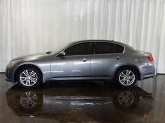 Bargain 2011 INFINITI G37x Base Sedan for sale near you in Cuyahoga Falls