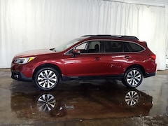 Used 2017 Subaru Outback 2.5i Limited with SUV 4S4BSANCXH3223163 for sale in Cuyahoga Falls