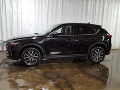 Used 2017 Mazda Mazda CX-5 Grand Touring SUV JM3KFBDL4H0147951 for sale in Cuyahoga Falls