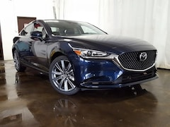 New 2021 Mazda Mazda6 Touring Sedan JM1GL1VM2M1602096 for sale in Cuyahoga Falls, OH
