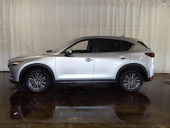 Used 2017 Mazda Mazda CX-5 Touring SUV JM3KFBCL6H0222439 for sale in Cuyahoga Falls