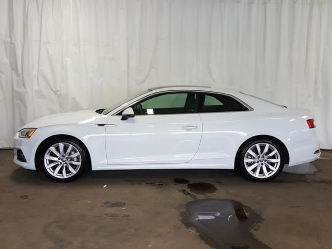 2018 Audi A5 2.0T Premium Coupe for sale in Cuyahoga Falls