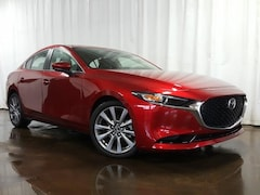 New 2020 Mazda Mazda3 Preferred Package Sedan 3MZBPBDM9LM118544 for sale in Cuyahoga Falls, OH