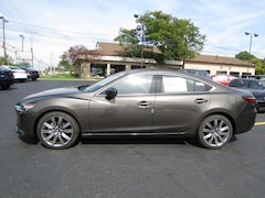 New 2018 Mazda Mazda6 Grand Touring Reserve Sedan JM1GL1WY3J1323270 for sale in Cuyahoga Falls