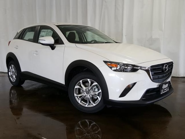 New 2019 Mazda Mazda CX-3 Sport SUV for sale/lease in Cuyahoga Falls, OH