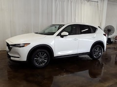 Certified Pre-Owned 2017 Mazda Mazda CX-5 Touring SUV for sale near you in Cuyahoga Falls, OH