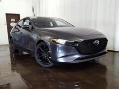 New 2021 Mazda Mazda3 Premium Package Hatchback JM1BPAML3M1302039 for sale in Cuyahoga Falls, OH