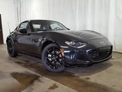 New 2020 Mazda Mazda MX-5 Miata RF Club Convertible JM1NDAL79L0412950 for sale in Cuyahoga Falls, OH