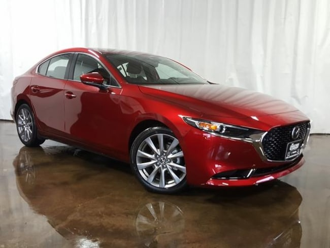 New 2019 Mazda Mazda3 Select Package Sedan for sale/lease in Cuyahoga Falls, OH