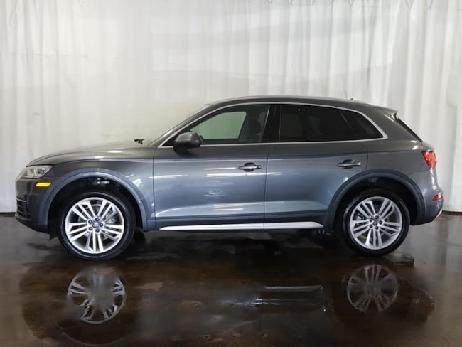 2018 Audi Q5 2.0T Premium SUV for sale in Cuyahoga Falls