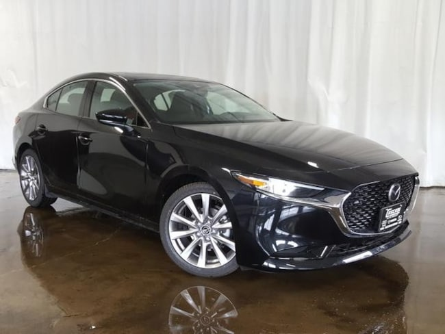 New 2019 Mazda Mazda3 Premium Package Sedan for sale/lease in Cuyahoga Falls, OH