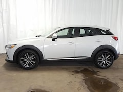 Certified Pre-Owned 2016 Mazda Mazda CX-3 Grand Touring SUV for sale near you in Cuyahoga Falls, OH