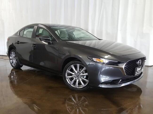 New 2019 Mazda Mazda3 Preferred Package Sedan for sale/lease in Cuyahoga Falls, OH