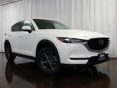 New 2020 Mazda Mazda CX-5 Touring SUV JM3KFBCM1L0759852 for sale in Cuyahoga Falls, OH