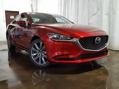New 2021 Mazda Mazda6 Touring Sedan JM1GL1VM3M1602611 for sale in Cuyahoga Falls, OH