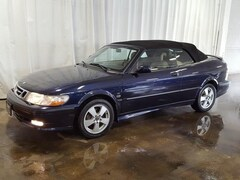 Bargain 2002 Saab 9-3 SE Convertible for sale near you in Cuyahoga Falls
