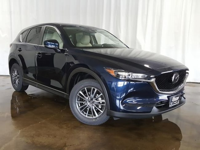 New 2019 Mazda Mazda CX-5 Touring SUV for sale/lease in Cuyahoga Falls, OH