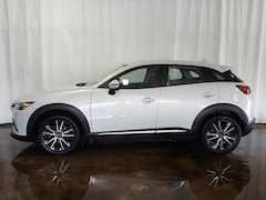 Used 2017 Mazda Mazda CX-3 Grand Touring SUV JM1DKFD77H0146641 for sale in Cuyahoga Falls