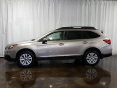 Certified 2017 Subaru Outback 2.5i Premium SUV in Cuyahoga Falls