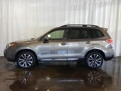 Certified 2017 Subaru Forester 2.0XT Touring CVT SUV in Cuyahoga Falls