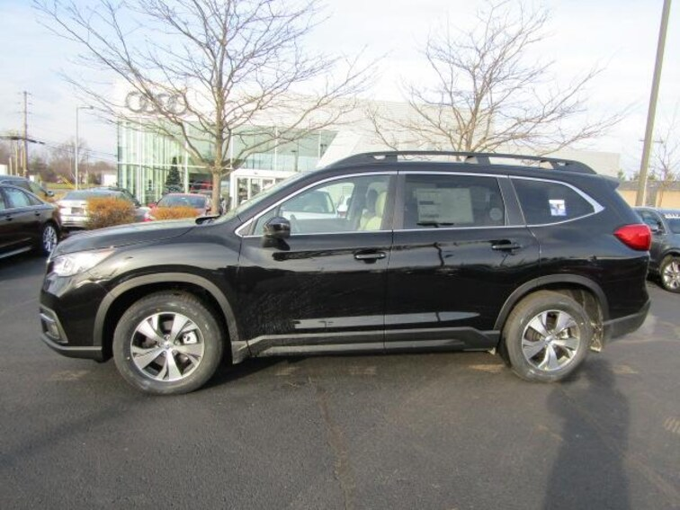 New 2019 Subaru Ascent Premium 8-Passenger SUV in Cuyahoga Falls, OH