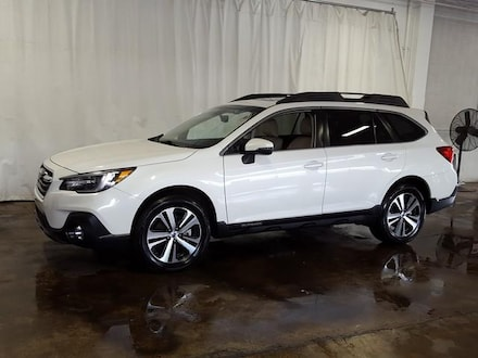 Featured Used 2019 Subaru Outback 2.5i Limited SUV for Sale near Hudson, OH