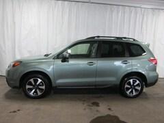 Certified 2018 Subaru Forester 2.5i Premium CVT SUV in Cuyahoga Falls