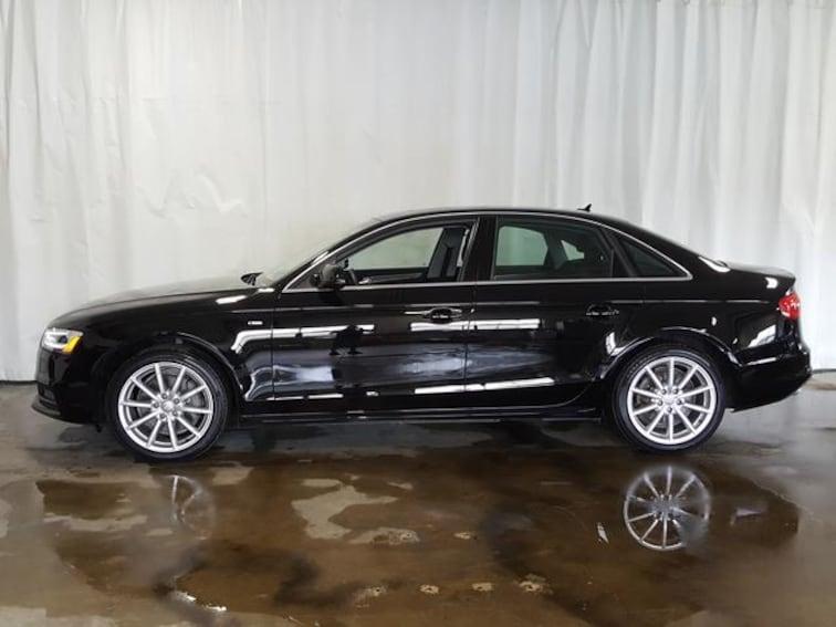 Audi 2.0 T >> Used 2016 Audi A4 Auto Quattro 2 0t Premium Plus For Sale In