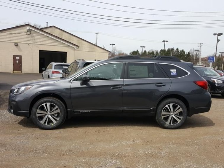 New 2019 Subaru Outback 2.5i Limited SUV in Cuyahoga Falls, OH