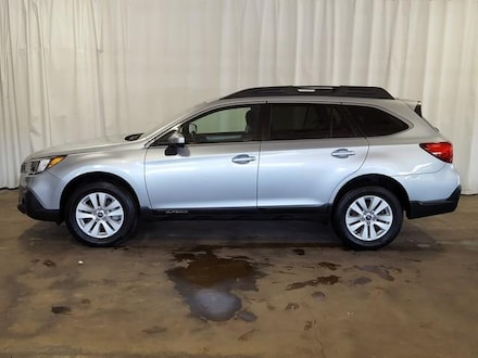 Featured Used 2019 Subaru Outback 2.5i Premium SUV for Sale near Hudson, OH