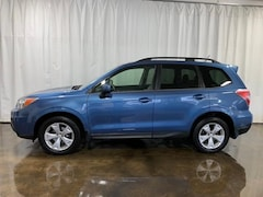 Certified 2015 Subaru Forester CVT 2.5i Limited PZEV SUV in Cuyahoga Falls
