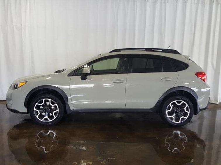 2014 Subaru Xv Crosstrek 2.0I Premium >> Used 2014 Subaru Xv Crosstrek For Sale At Cascade Subaru Vin