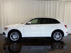 Used 2015 Audi Q5 quattro  3.0T Premium Plus SUV in Cuyahoga Falls