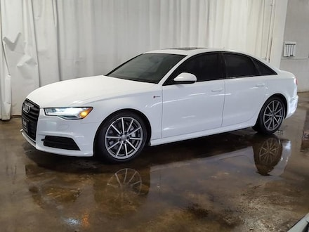 Featured Used 2018 Audi A6 3.0 TFSI Premium Plus quattro AWD Sedan for Sale near Hudson, OH
