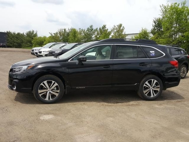 New 2019 Subaru Outback 3.6R Limited SUV in Cuyahoga Falls, OH