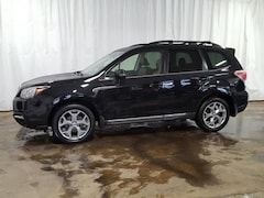 Certified 2017 Subaru Forester 2.5i Touring CVT SUV in Cuyahoga Falls