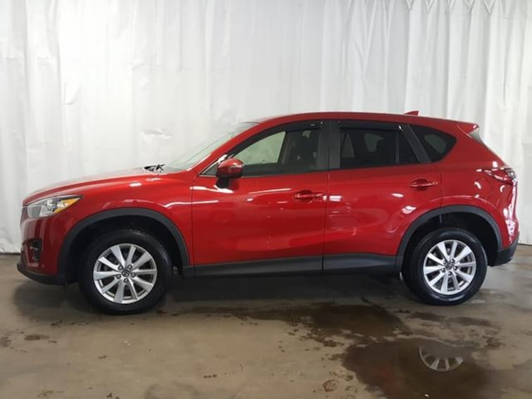 Used 2016 Mazda CX-5 AWD  Auto Touring SUV in Cuyahoga Falls