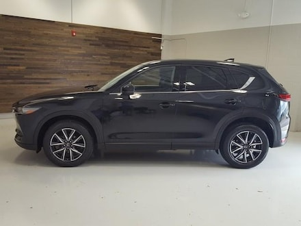 Featured Used 2018 Mazda CX-5 Grand Touring AWD SUV for Sale near Hudson, OH