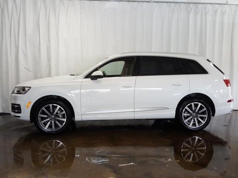 Used 2018 Audi Q7 3.0 TFSI Premium SUV in Cuyahoga Falls